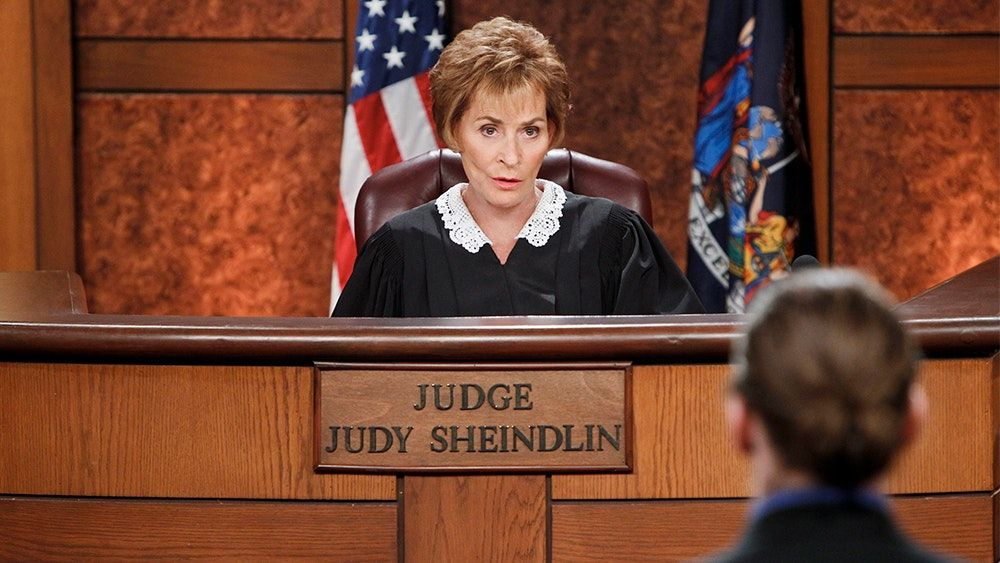 Judge Judy kills off her show! Long live Judy Justice!