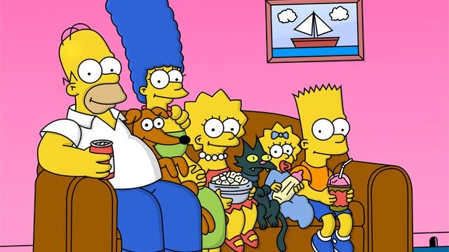 The Simpsons returns as it was meant to be seen: In 4:3.