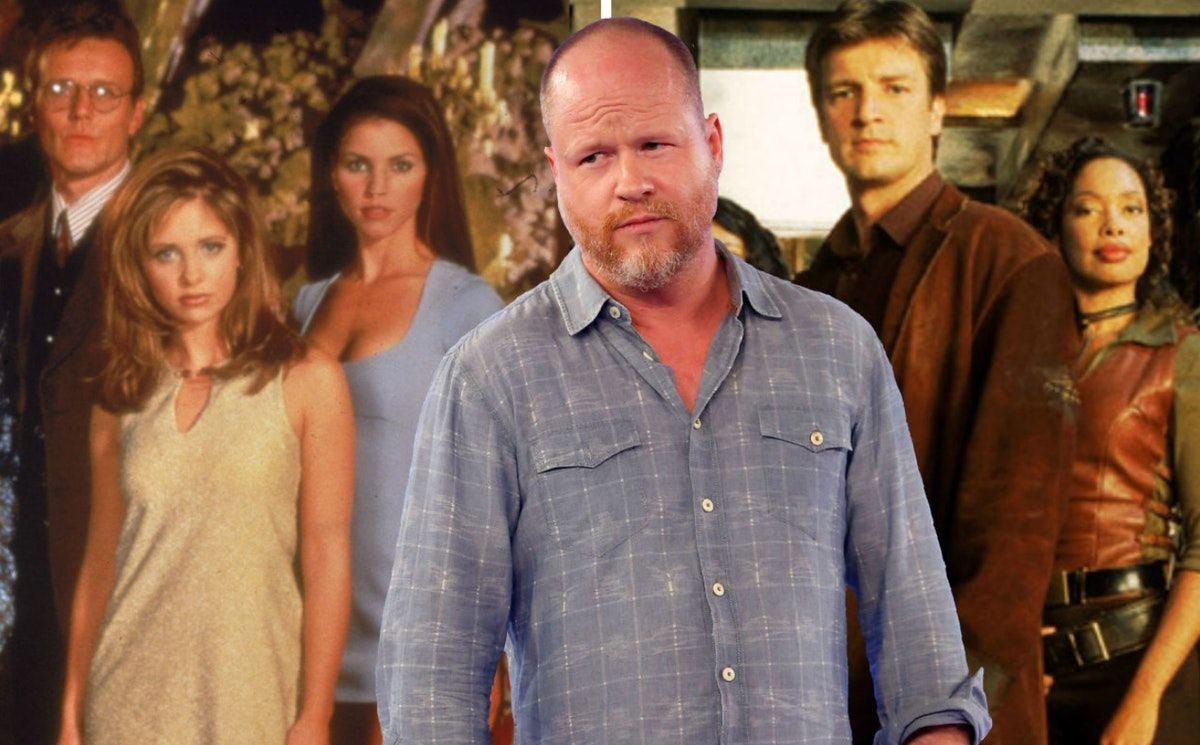 Joss Whedon jumps/pushed from HBO's The Nevers
