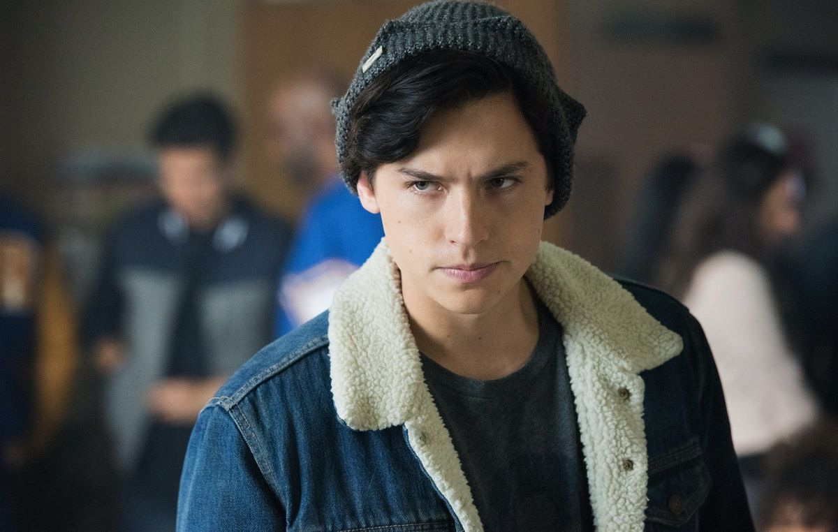 TV's Jughead arrested - actor Cole Sprouse ziptied.