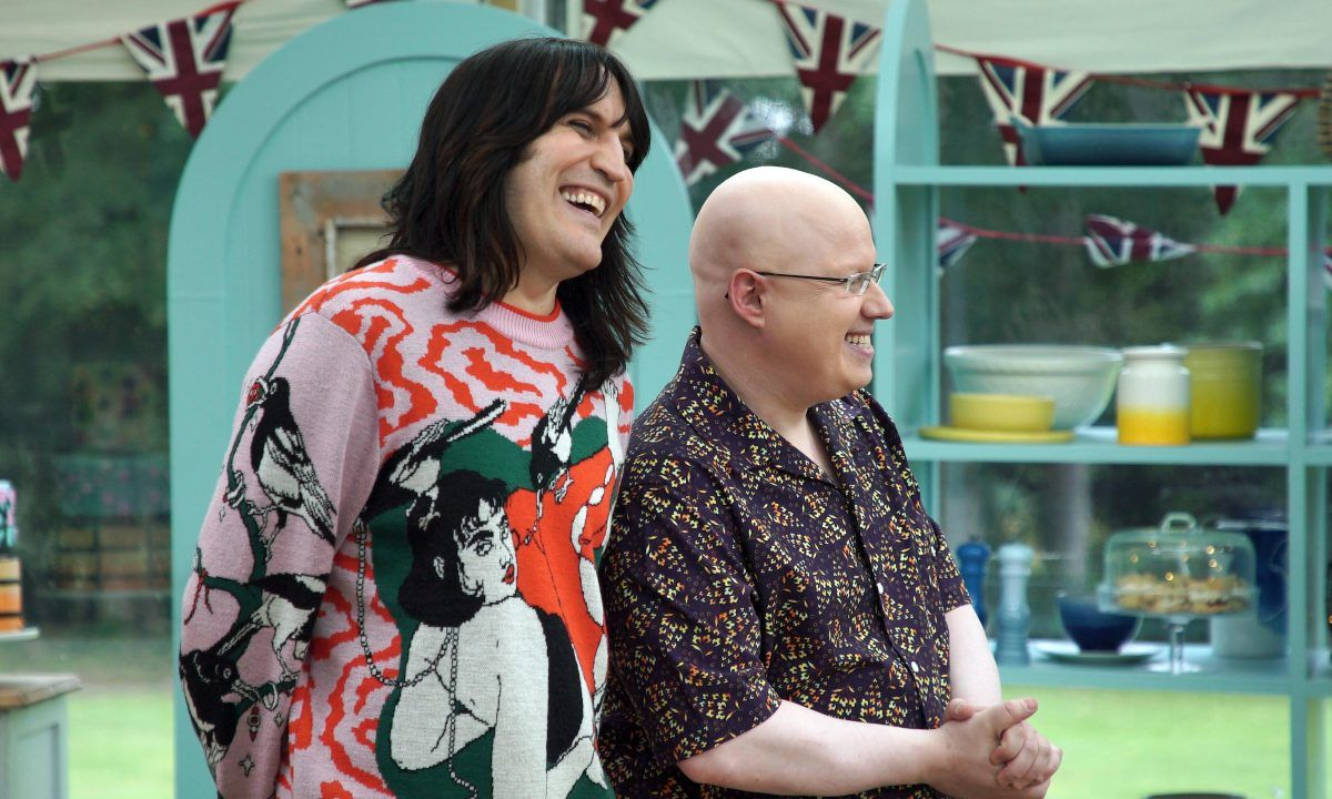 Why The Great British Bake Off REPLACED Noel Fielding - get the details    HELLO!