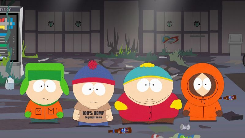 Illustration for article titled Comedy Central will keep going down to South Park for at least 3 more seasons