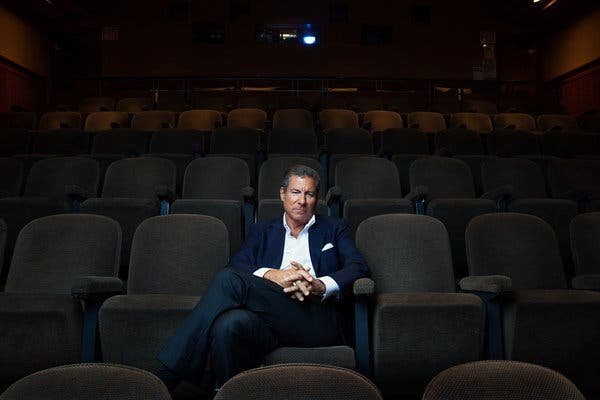 In an interview, Richard Plepler said repeatedly that he wanted to be a producer, not an executive.
