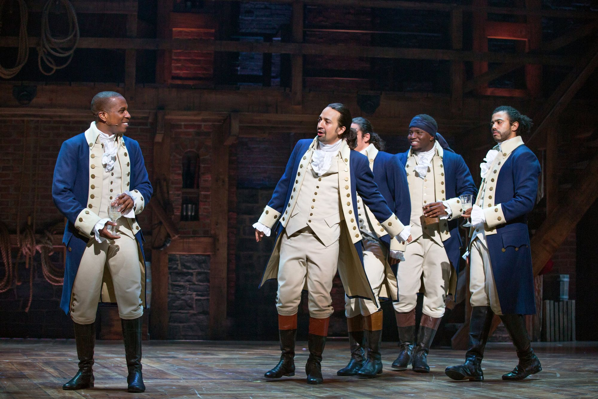 Hamilton' Movie Will Stream on Disney Plus on July 3 - The New ...
