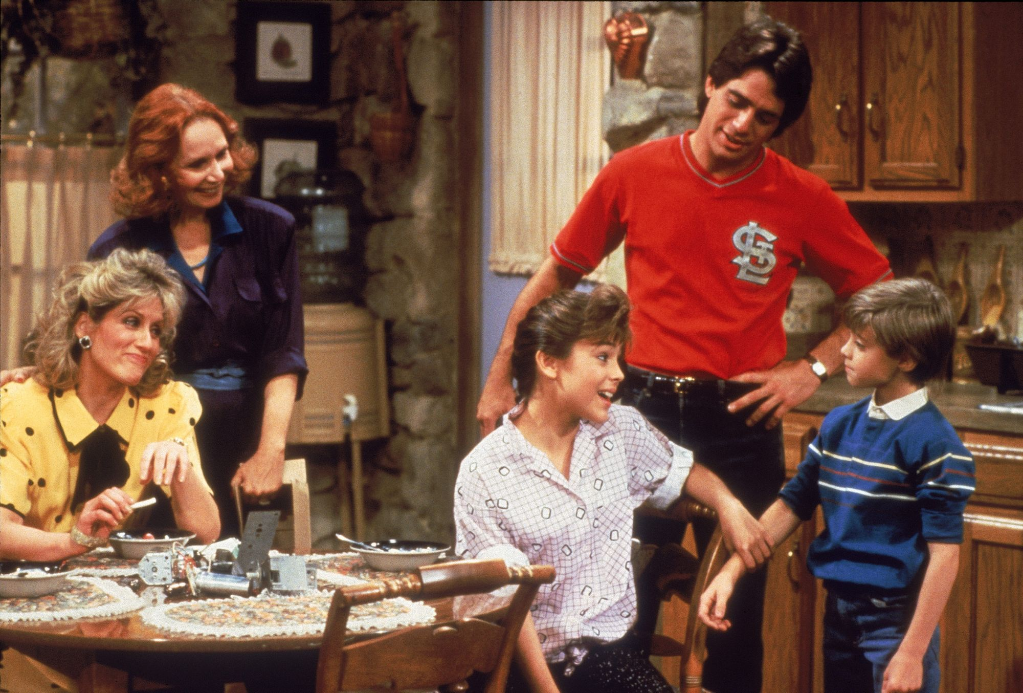 Who's the Boss' sequel with Tony Danza, Alyssa Milano in development