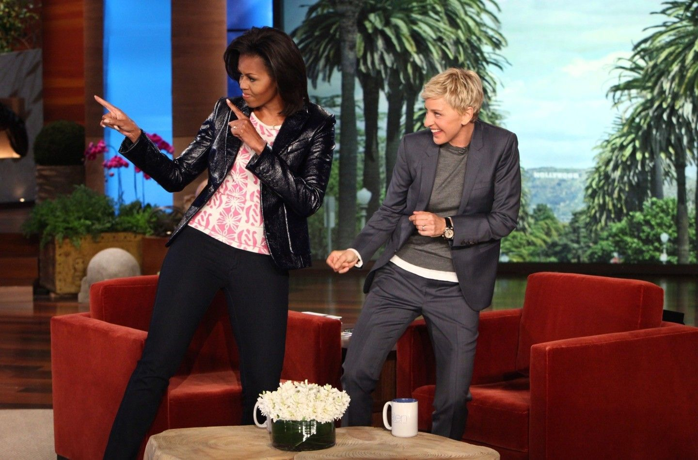 The Ellen DeGeneres Show' through the years - Los Angeles Times