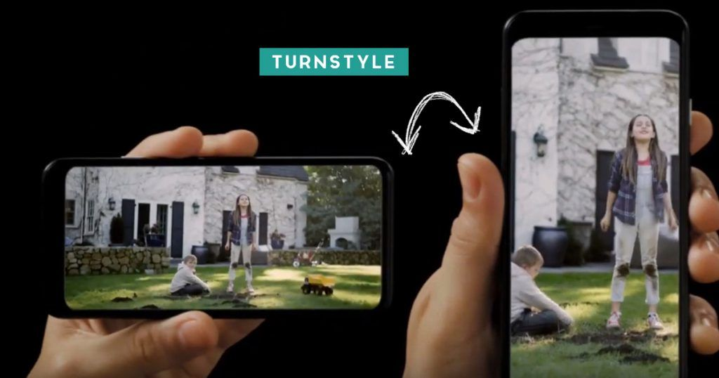 New Streaming Service Quibi has Turnstyle Feature: Allows User to ...