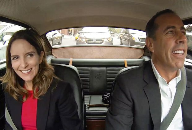 Image result for comedians in cars getting coffee