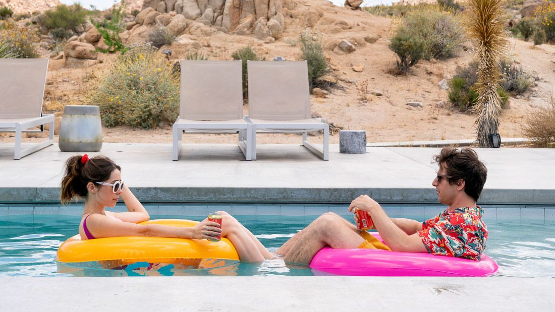 Palm Springs' Review: A Beautiful, Soulful, and Cinematic Comedy