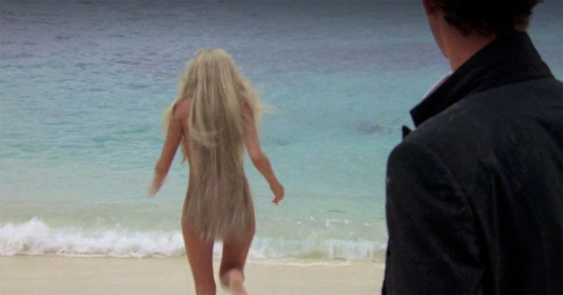 Disney Uses Atrocious CGI to Cover Up Daryl Hannah's Butt in 'Splash'