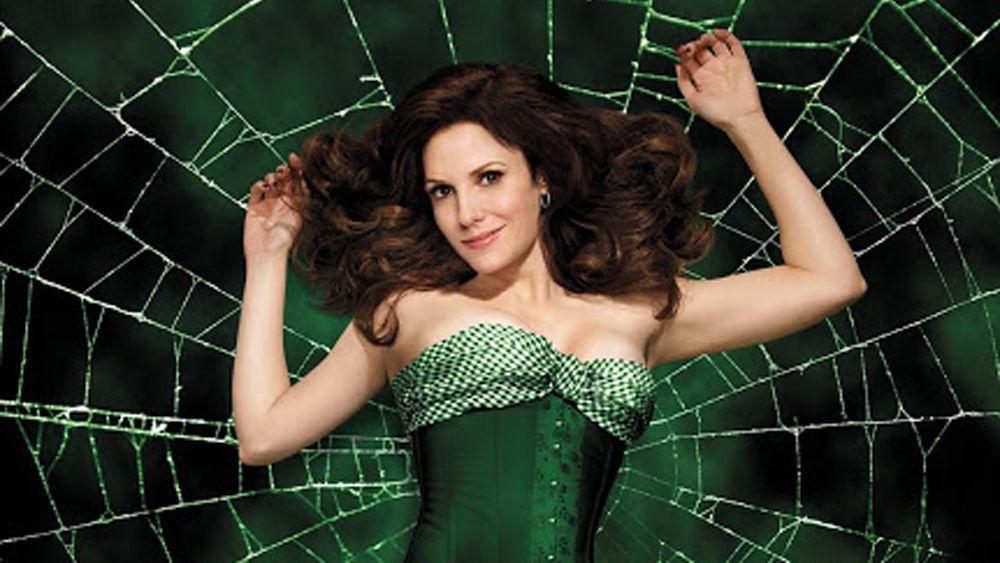 Mary Louise Parker Weeds