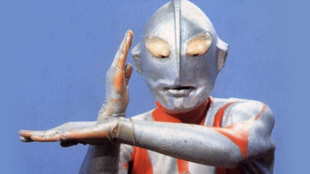 "1960s TV series ""Ultraman"""