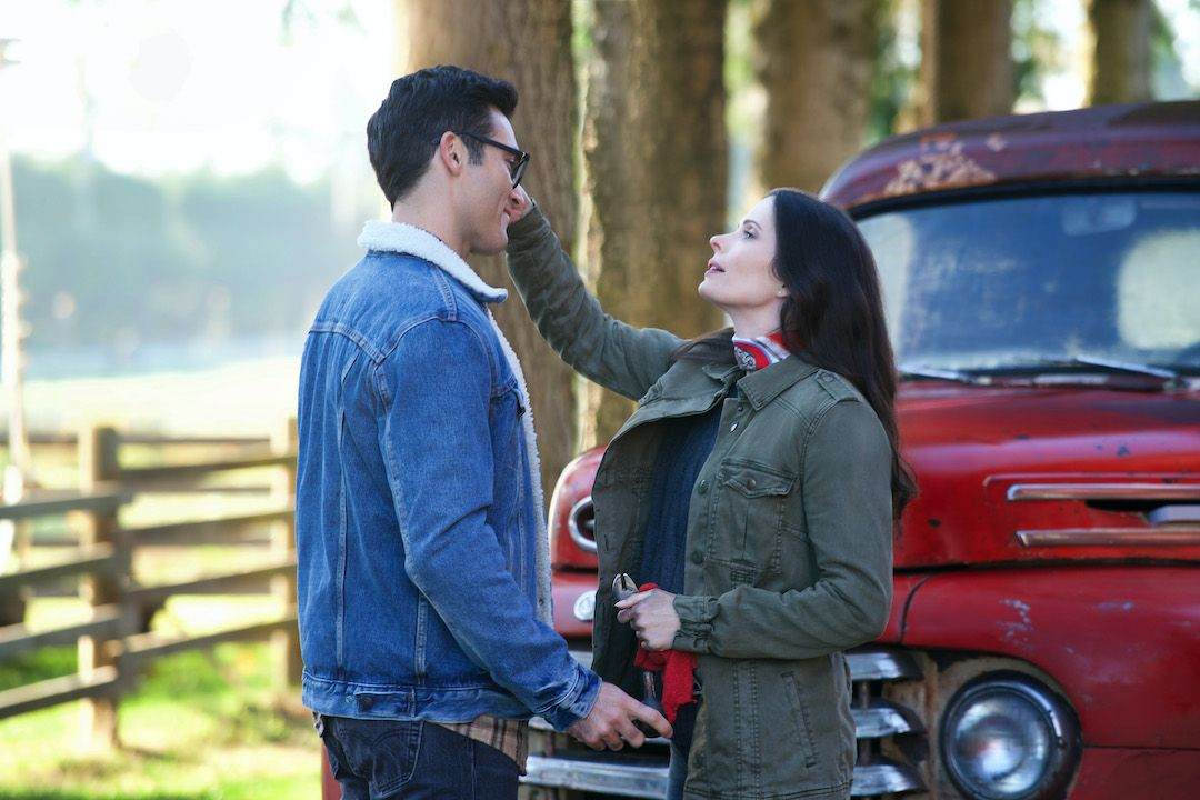 Image result for superman and lois