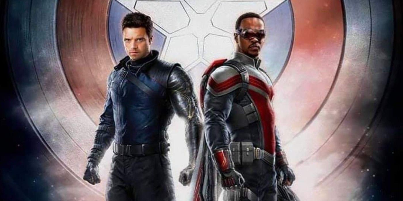 in360news: Falcon & Winter Soldier Merch Shows Sam Wilson's New Costume  With Wings