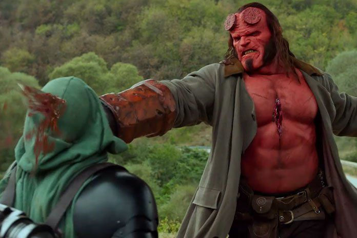 Hellboy Clashes Emerge As Film Widely Panned
