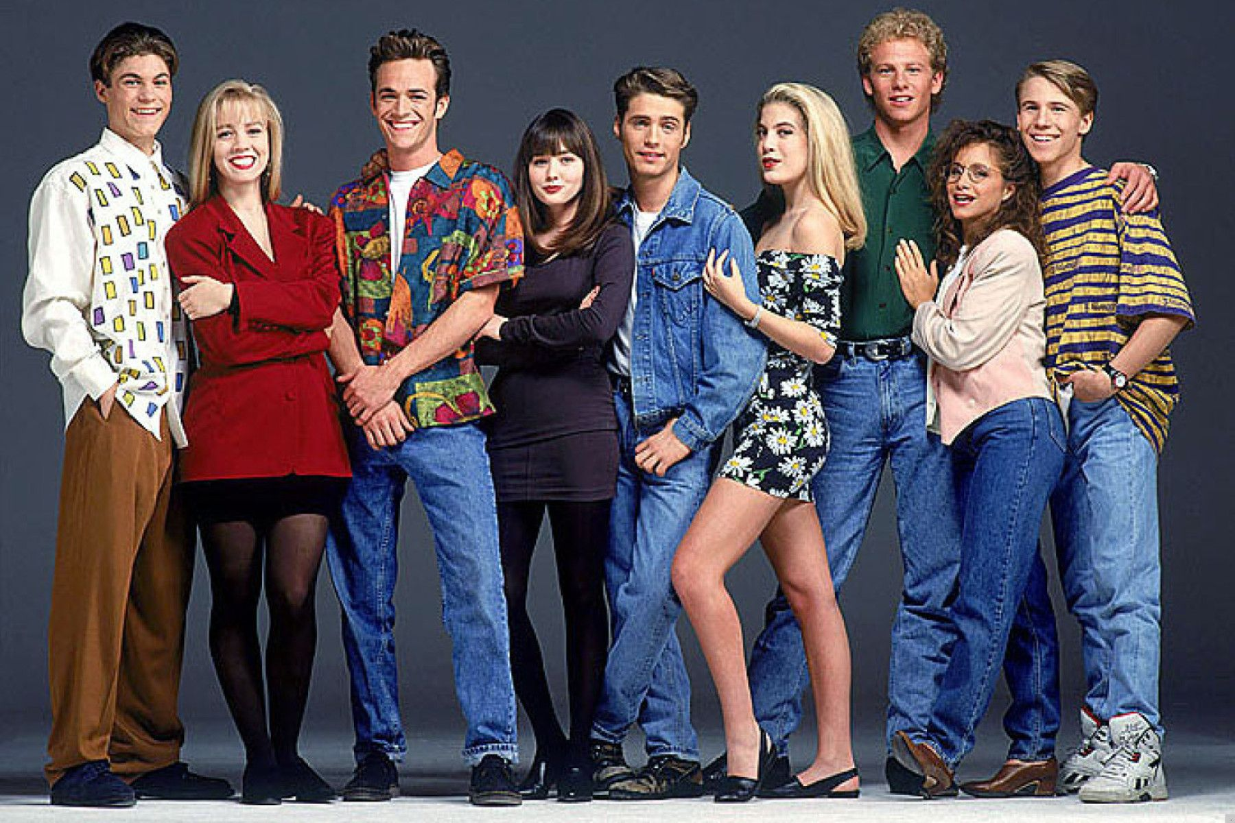Lifetime Developing Unauthorized 'Beverly Hills 90210' Flick - Rolling Stone