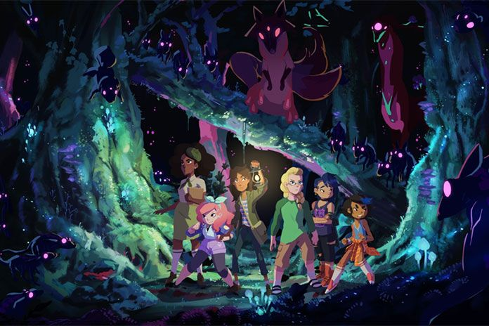 Hbo Max Plans Animated Lumberjanes Series