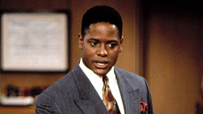 L.A. Law Blair Underwood