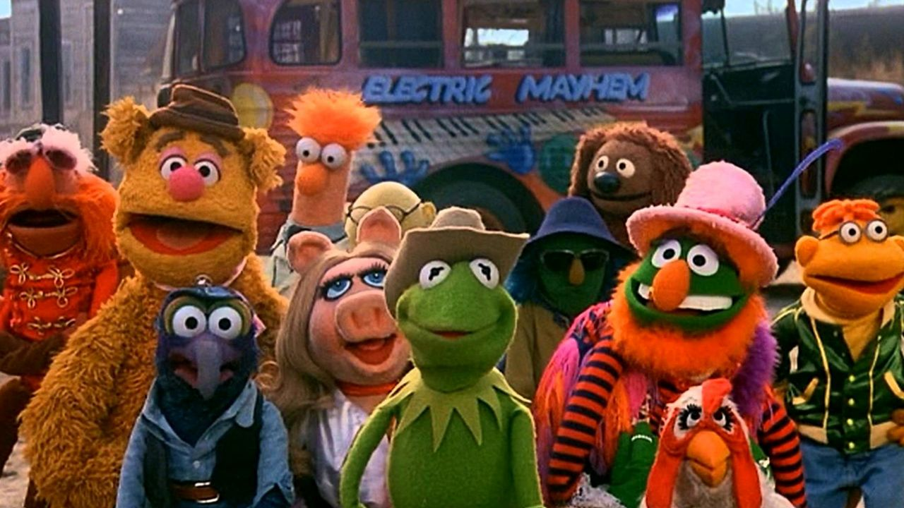 Image result for the muppet movie