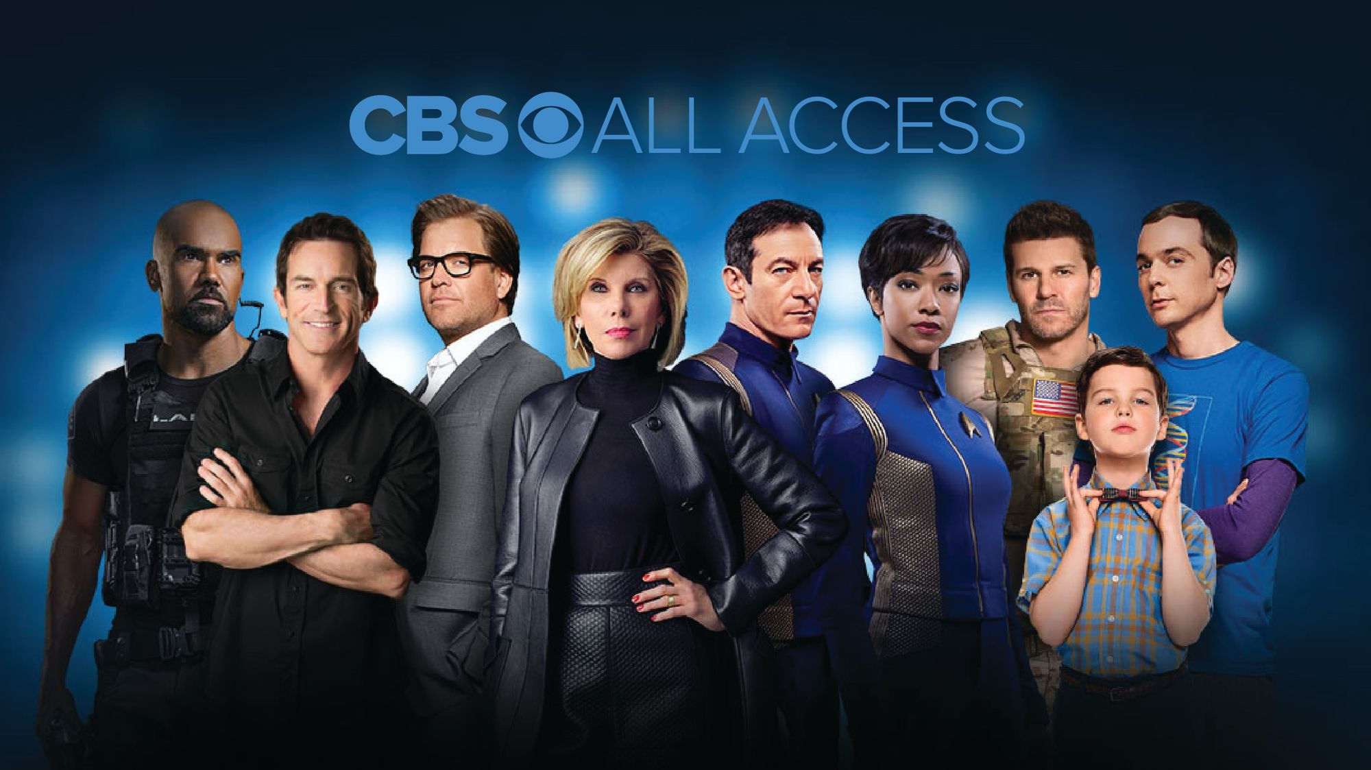 CBS All Access on Streaming Wars: 'We Don't Fear These Changes ...