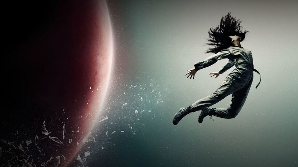 How Amazon Saved 'The Expanse' | Space