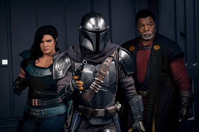 The Mandalorian S2 First Photos Details