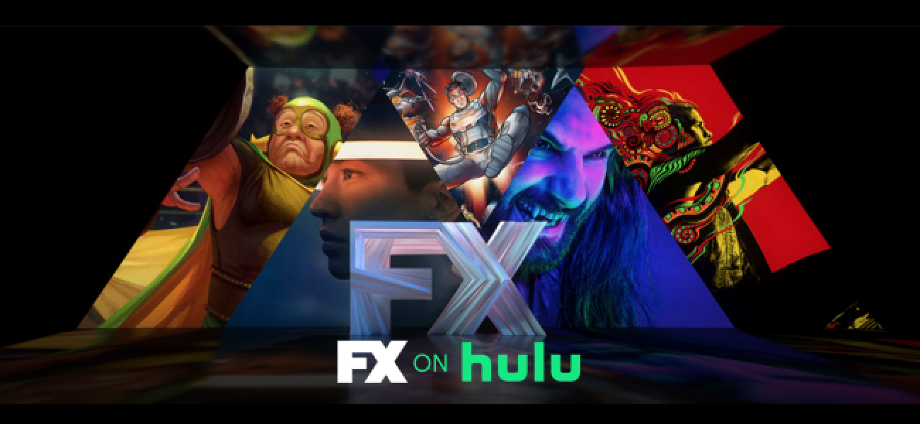 Image result for fx on hulu