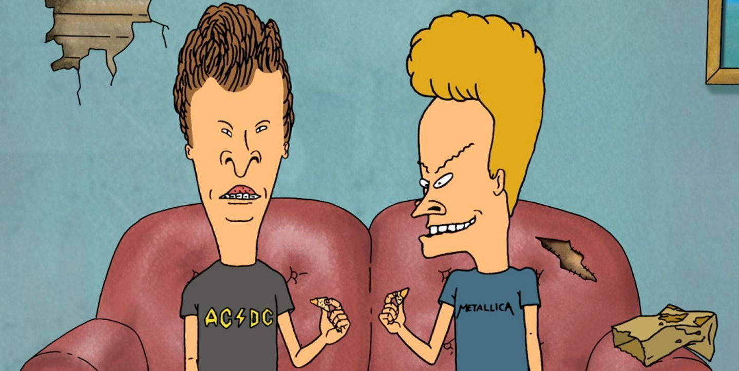 Beavis and Butt-Head Returning for Two Seasons at Comedy Central /Film
