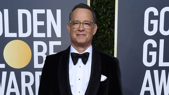 Tom Hanks arrives at the 77th