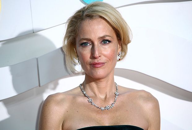 Gillian Anderson First Lady