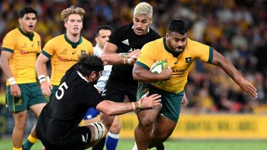 Rugby union will become part of a broader play for Stan.