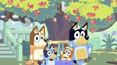 The ABC is planning to make it compulsory for viewers to register their personal detail to watch Bluey online.