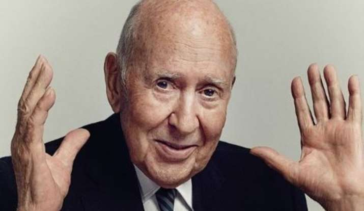 Carl Reiner, comedy icon and 'Dick Van Dyke Show' creator, dead at ...