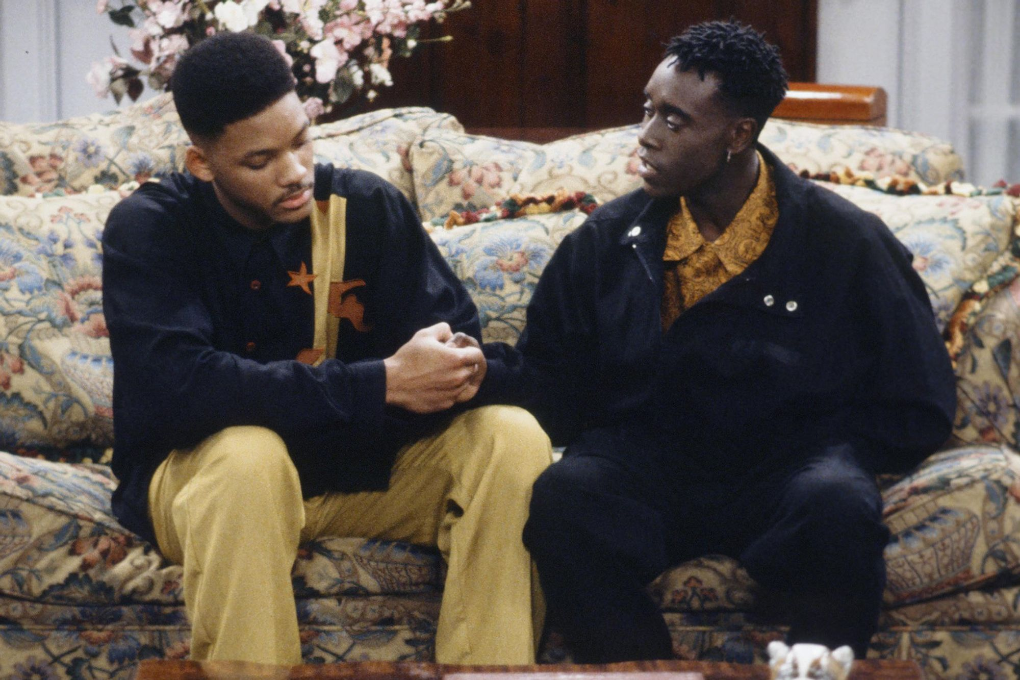 Will Smith and Don Cheadle, <em>The Fresh Prince of Bel-Air</em>