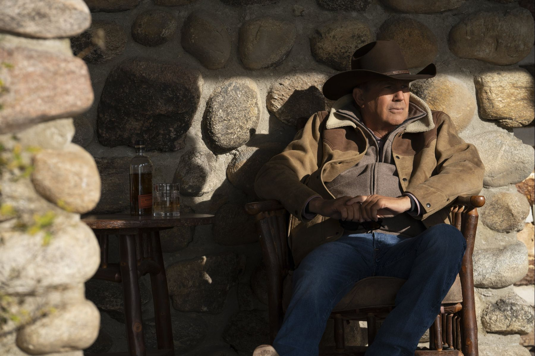 Kevin Costner in 'Yellowstone.'