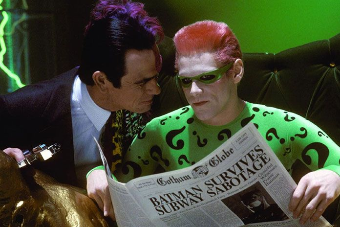 The Batman Forever Extended Cut Exists