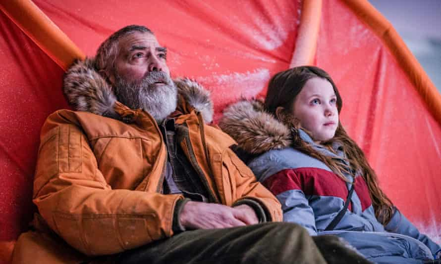 The Midnight Sky review – beardy George Clooney marooned in bland cosmic  yarn | Film | The Guardian
