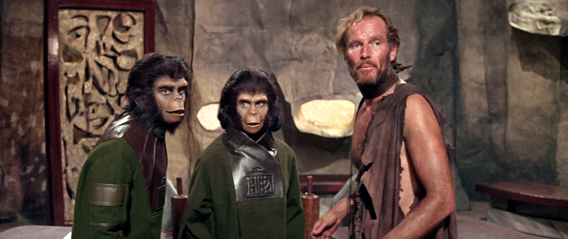 Religion and Planet of the Apes (1968) | Reel Antagonist