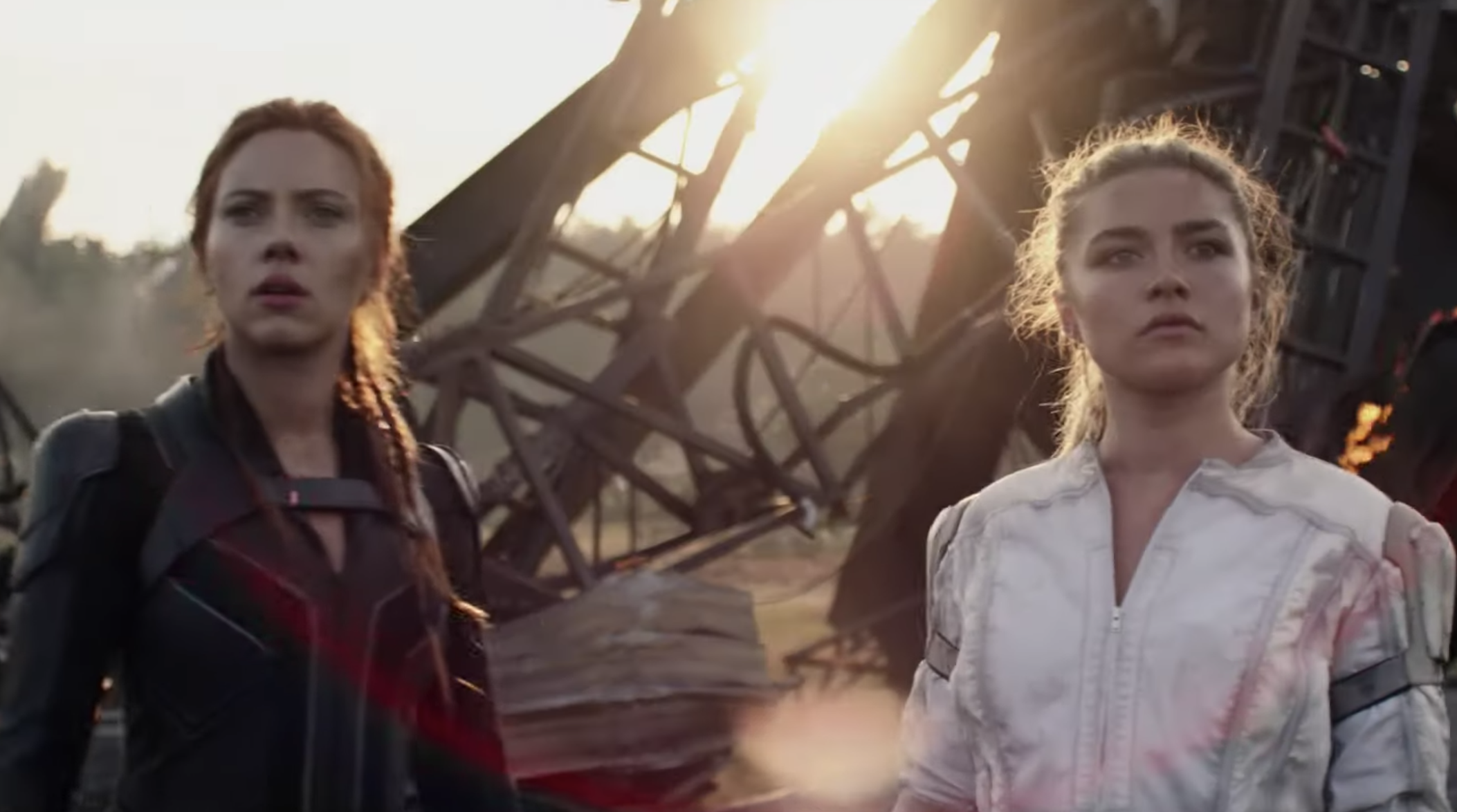 Black Widow' Hands the Baton to Florence Pugh for More MCU Films   IndieWire