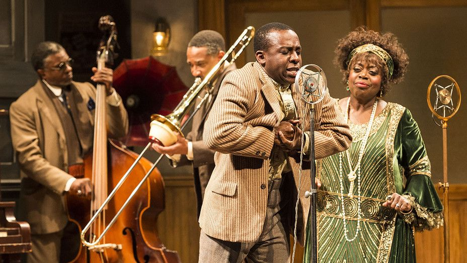 Ma Rainey's Black Bottom': Theater Review | Hollywood Reporter