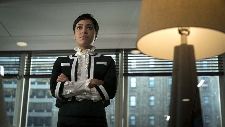 The actress is departing the CBS All Access series ahead of its recently ordered fifth season.