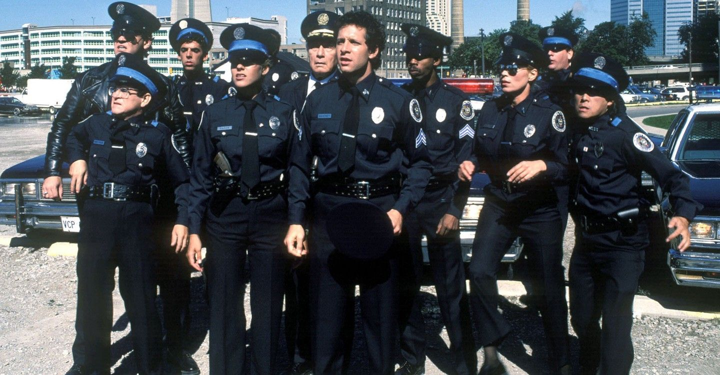 Police Academy 3: Back in Training - stream