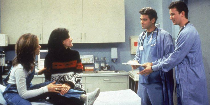 Image result for friends and er