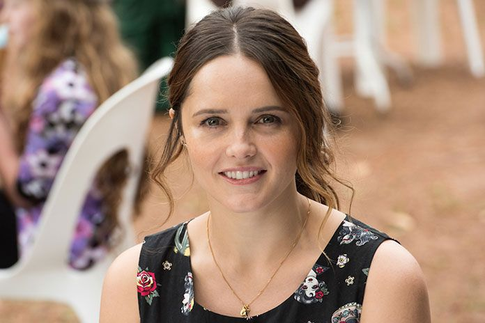 Rebecca Breeds Is Clarice Starling For Cbs
