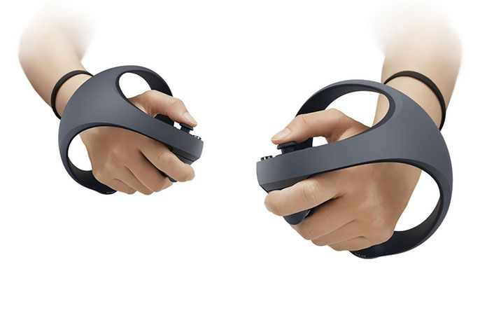Psvr 2 Hand Controllers Revealed