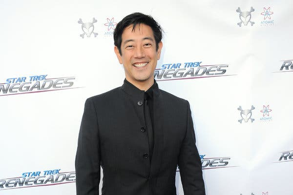 "Grant Imahara in 2015. When asked in 2008 what a typical day on the show ""MythBusters"" was like, he said, ""We could be jumping out of planes, learning to swing on a trapeze, swimming with sharks, and the list goes on and on."""