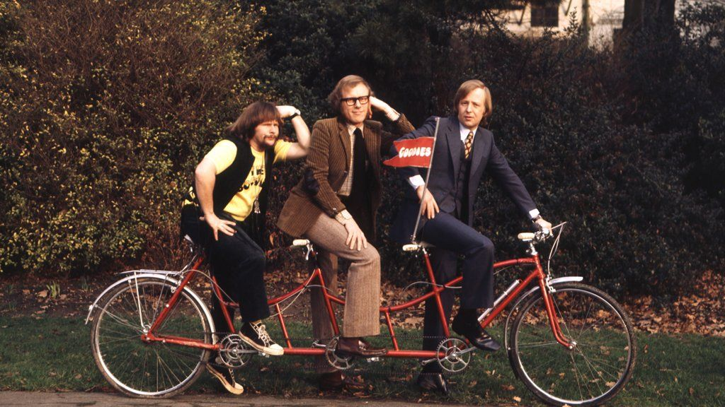 British comedy legend Tim Brooke-Taylor of The Goodies has died of ...