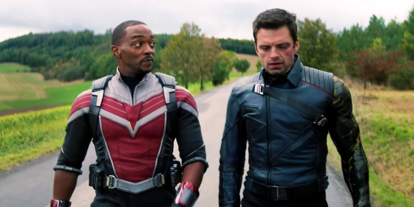 Falcon & Winter Soldier Is Shorter Than Initially Reported