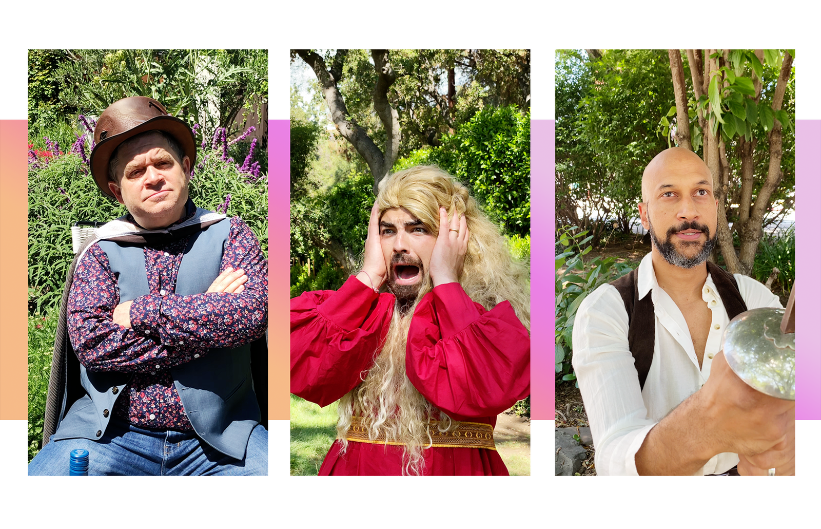 Watch the CelebrityFilled FanFilm Version of The Princess Bride